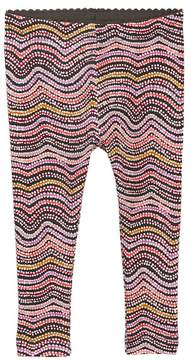 Tea Collection Fire Country Leggings (Toddler Girls)