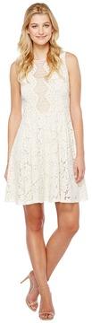 Christin Michaels Harriet Sleeveless Lace Dress Women's Dress