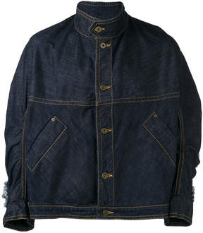 Henrik Vibskov Johnny denim jacket