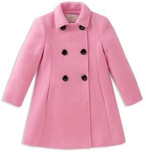 Kate Spade Girls' Bow-Back Coat - Big Kid