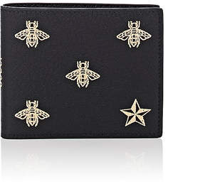 Gucci Men's Bee-Print Billfold