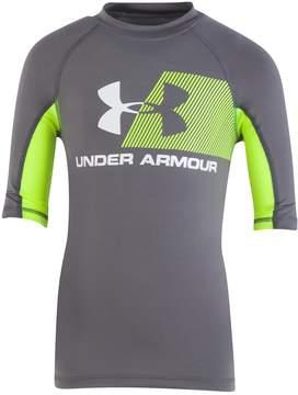 Under Armour Boys 8-20 H2O Reveal Rash Guard Top