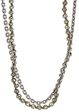 M. Cohen Men's Beaded Double-Strand Necklace
