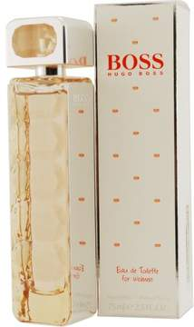 HUGO BOSS Orange Women's Eau De Toilette Spray - 2.5 oz.