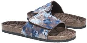 Muk Luks Blue Jackson Sandal - Men