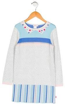 Billieblush Girls' Patterned Knit Dress w/ Tags