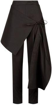 Palmer Harding Palmer/Harding Skirt Ruffle Front Trousers