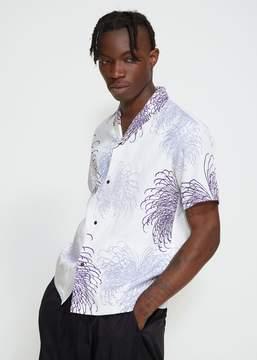 SASQUATCHfabrix. Fireworks Notched Collar Shirt