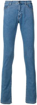 No.21 slim-fit denim jeans