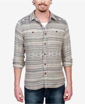 Lucky Brand Men's Woven Shirt