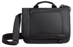 Briggs & Riley Men's 'Verb - Instant' Messenger Bag - Black