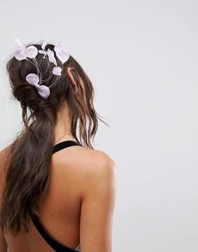 ASOS Floral Vine Hair Comb