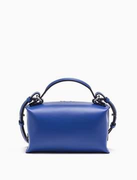 Calvin Klein leather city box bag