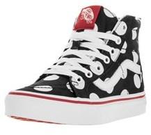 Vans Kids Sk8-hi (polka Dots) Skate Shoe.