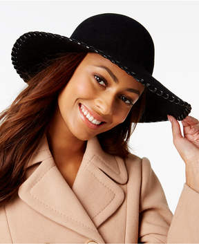 BCBGeneration Whipstitched Floppy Hat