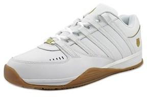 K-Swiss Baxter Men Round Toe Leather Sneakers.