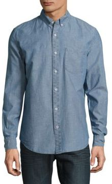 Joe's Jeans Denim Button-Down Shirt