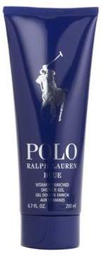 Ralph Lauren Fragrances Polo Blue Vitamin Enriched 6.7oz Shower Gel