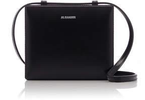 Jil Sander Mini Leather Case Bag