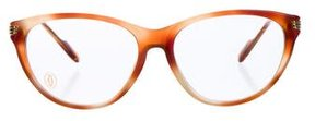 Cartier Jaspe Cat-Eye Eyeglasses