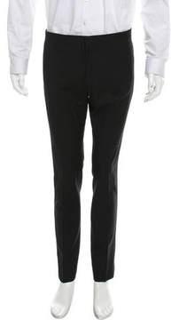 Balenciaga Wool Tuxedo Pants