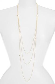 Ettika Women's Tiered Chain Necklace