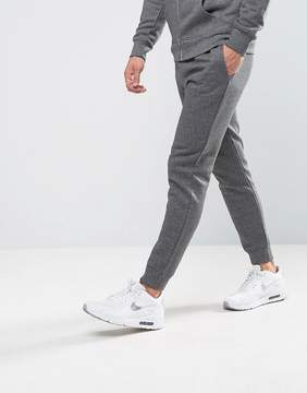New Look Joggers In Gray Marl