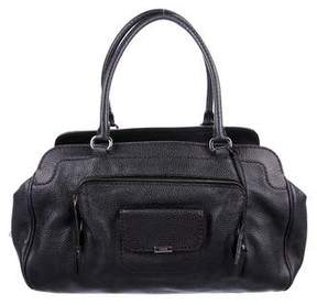 Tod's Leather Pocket Tote
