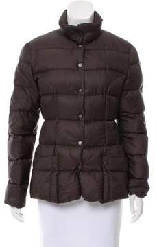 ADD Padded Button-Up Jacket
