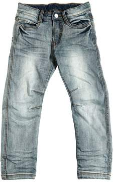 Molo Vintage Effect Stretch Denim Jeans