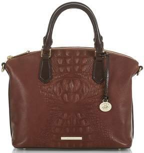Brahmin Redwood Collection Duxbury Satchel