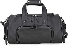 Royce Leather Royce Lightweight Travel Handcrafted Leather Duffle Bag
