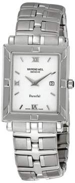 Raymond Weil 9190/DBD Stainless Steel With White Dial 27mm Mens Watch