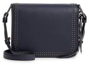 Mackage Dion Nappa Leather Crossbody Bag - Blue
