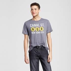 Awake Men's New York NQR T-Shirt - Charcoal Gray