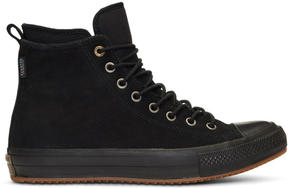 Converse Black Nubuck Chuck Taylor All Star Boots