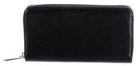 Louis Vuitton Epi Electric Zippy Wallet - BLACK - STYLE