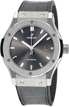 Hublot Classic Fusion Grey Dial Automatic Men's Watch