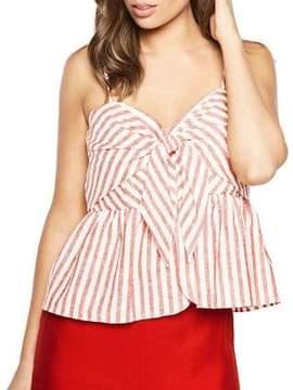 Bardot Summer Stripe Top