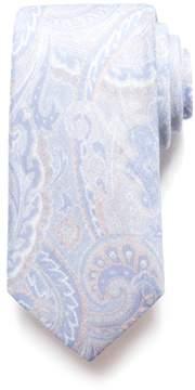 Croft & Barrow Men's Paisley Linen Tie