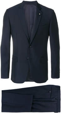 Lardini slim fit tailored suit