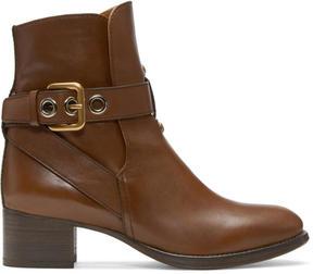 Chloé Brown Max Boots
