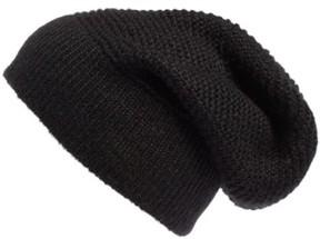 Rebecca Minkoff Women's Slouchy Beanie With Headphones - Black