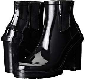 Hunter Refined High Heel Chelsea Women's Boots