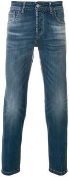 Entre Amis fade effect jeans