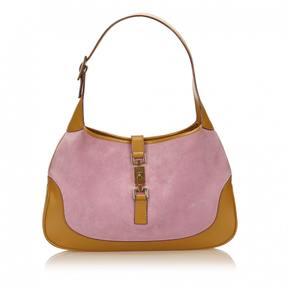 Gucci Jackie handbag - PINK - STYLE
