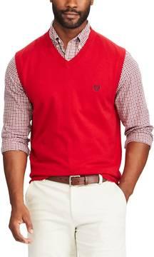 Chaps Men's Classic-Fit Fine-Gauge Sweater Vest