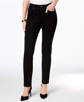 Charter Club Supreme Sculpting Bristol Skinny Tummy Control Jeans, Created For Macy's