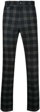 GUILD PRIME checked trousers