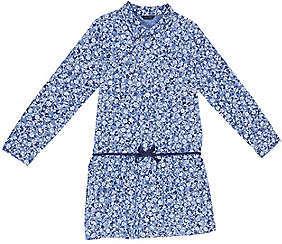 Nautica Girls' Floral Shirtdress (7-16)